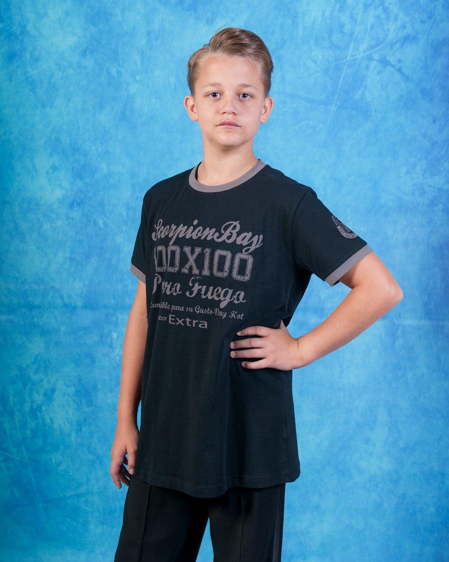 Классическая футболка от Scorpion Bay