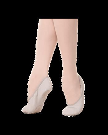 Балетки (МБО) мод. 1/2-Р с раздельной подошвой из кирзы, эл.шнурок (арт. 03001/2)