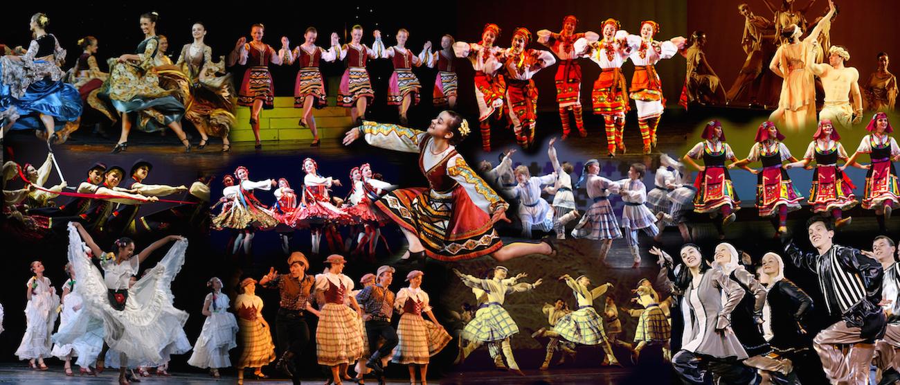 29 апреля - Международный день танца